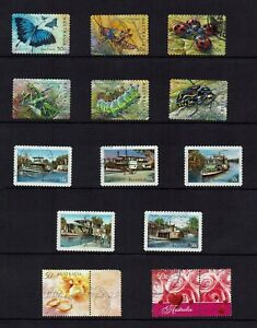 2003-AUSTRALIA-COLLECTION-SOME-SETS-ALL-DIFFERENT