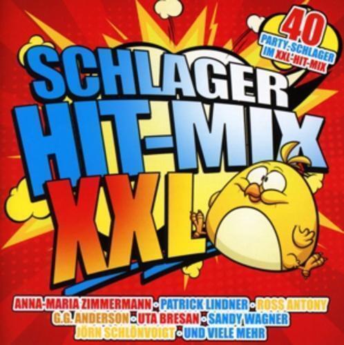 Schlager Hit Mix XXL von Various Artists (2015)