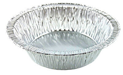 "Handi-Foil 6/"" Aluminum Foil Pie Pan 50//Pk Disposable Small Baking Tin Plate of"