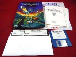 PC DOS: Thunderstrike-Logotron 1990