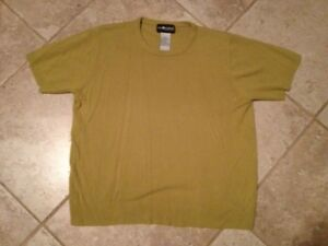 1f6aaabe4e Sag Harbor Woman 1x Short Sleeve Sweater Lime Green 47