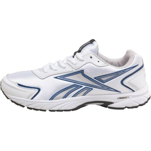 Hommes noir 1 de course Blanc Taille 2 0 Chaussures royal Reebok Triplehall 5 Bnib 3 dwRWU