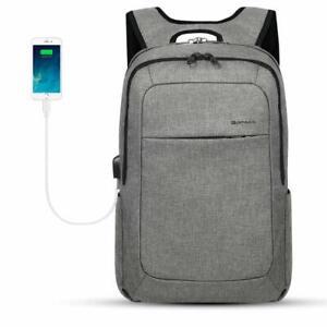KOPACK Slim Laptop Backpacks Anti Thief Business Computer Bag College School 15 | eBay