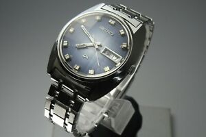 Vintage-1972-JAPAN-SEIKO-LORD-MATIC-WEEKDATER-5606-7230-25Jewels-Automatic