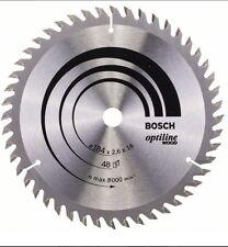 Bosch Optiline Lama Legno Sega Circolare 184x16x48 2608641181