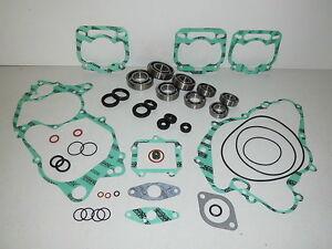 SKF-C4-C3-Polyamid-Motor-Lager-Rep-Satz-Aprilia-RS-RX-MX-125-Tuono-Rotax-122