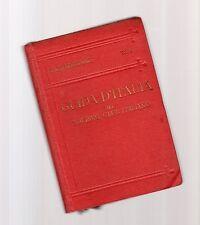 guida touring club italia meridionale secondo volume 1927