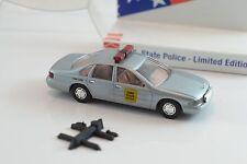 Busch US State Patrol Police Chevrolet Caprice IOWA  HO Scale 1:87