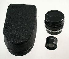 W-Komura 2,8/35 35 35mm F2,8 2,8 SANKYO KOHKI Leica M-39 M39 LTM top complete !