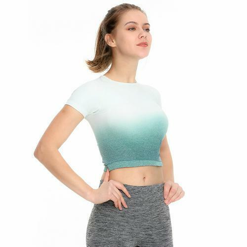 Womens Fitness Yoga Leggings Running Gym Sport High Waist Pants Trousers