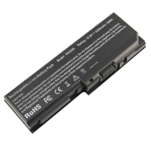 BATTERIA per Toshiba Satellite PA3536U-1BRS L350 L355-S7907 L355-S7915 P305-S8826