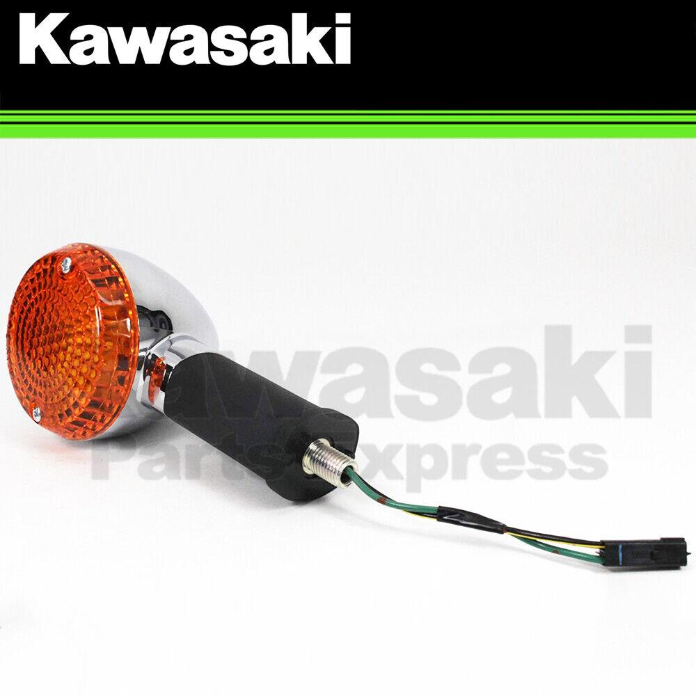 Kawasaki 2006-2018 Vulcan 900 Classic Vulcan 900 Classic Lt Signal Assembly L Front Lamp 23037-0107 New Oem