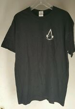 Assassin's Creed Unity t shirt pax prime size large color black brand new