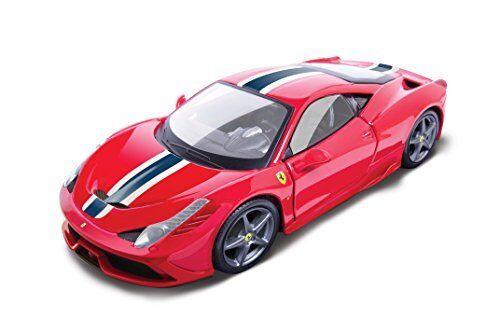 BURAGO 1 18 RACE&PLAY AUTO FERRARI 458 SPECIALE ROSSA  ART 18-16002