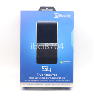 Blueant s4 Bluetooth Speakerphone - Voice Controlled Car ...