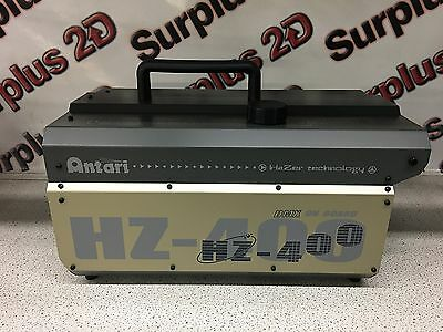 Stage Lighting & Effects Musical Instruments & Gear Imported From Abroad Antari Hz-400 Professional Haze Machine
