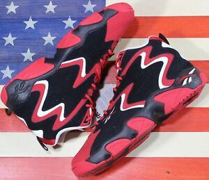 REEBOK-Mobius-OG-Basketball-Shoe-Scarlet-Red-Black-White-Chicago-CN7905-Men-9-5