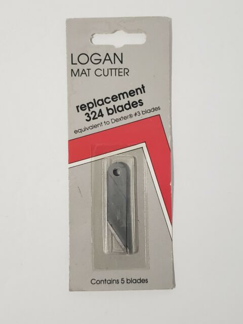 Packages Of 5 Alto Mat Cutter Cutting Replacement Blades Model 30 For Sale Online Ebay