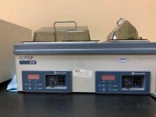 Fisher Scientific Isotemp 215 Dual Chamber Digital Water Bath Cat 15 462 15