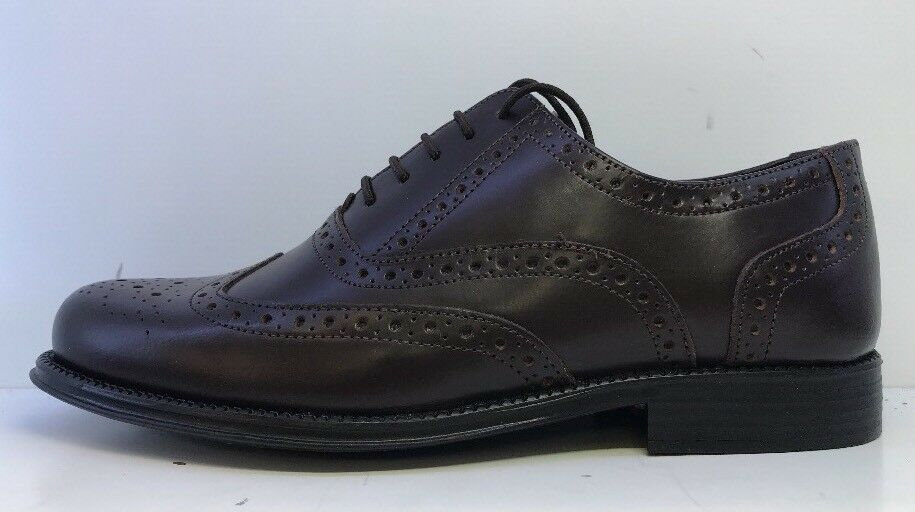 Clofford James Mens Brown Real Leather shoes Uk 7.5