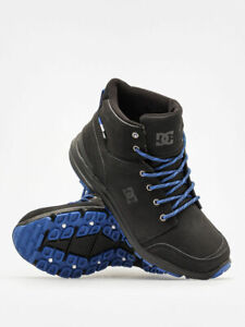 DC-SHOES-TORSTEIN-BLACK-BLUE-BKB-SCARPE-SNEAKERS-SKATE-SHOES
