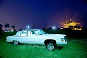 1991 Cadillac Brougham >> Details About 1991 Cadillac Brougham