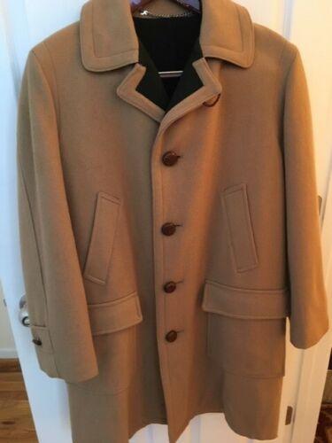 Men's Vintage 60's Duffel Coat, M (40-42) - image 1