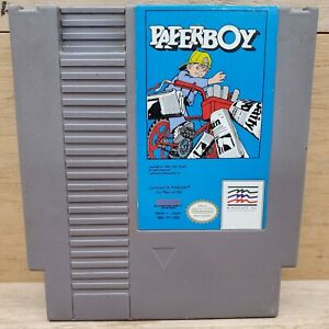 PAPERBOY-NES-NINTENDO-Video-Game-Cartridge-Only-Authentic-Free-Shipping