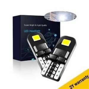 10PCS-501-LED-Light-Bulb-Car-Xenon-Hid-White-T10-W5w-Super-Bright-Side-Light-12V