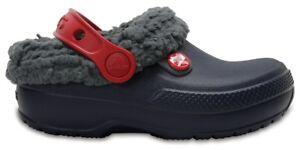 Crocs Blitzen III Kids Clog - Navy