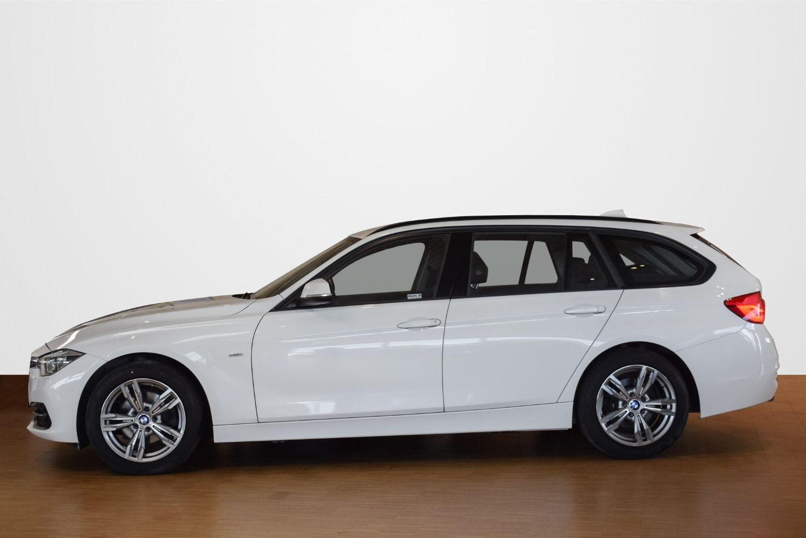 BMW 320d 2,0 Touring Sport Line xDrive aut. - billede 1