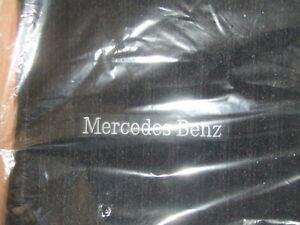 Mercedes-Benz-Original-Lot-Rips-Paillassons-Classe-B-W-245-Noir-Neuf-Emballage