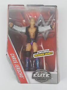 WWE-Chris-Jericho-Elite-Action-Figure-Series-44B-Mattel