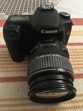 Canon Eos 40D 10.1MP Digital SLR-Negra (Kit con lente EF-S IS USM 17-85mm Len..