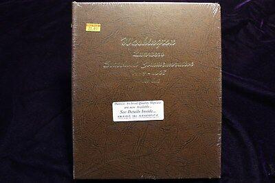 Dansco Coin Album # 7146 U.S Washington Statehood Quarters 1999-2009
