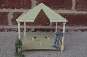 MPC-US-Army-Command-Tent-Camp-Platform-1-32-54MM-Toy-Soldier