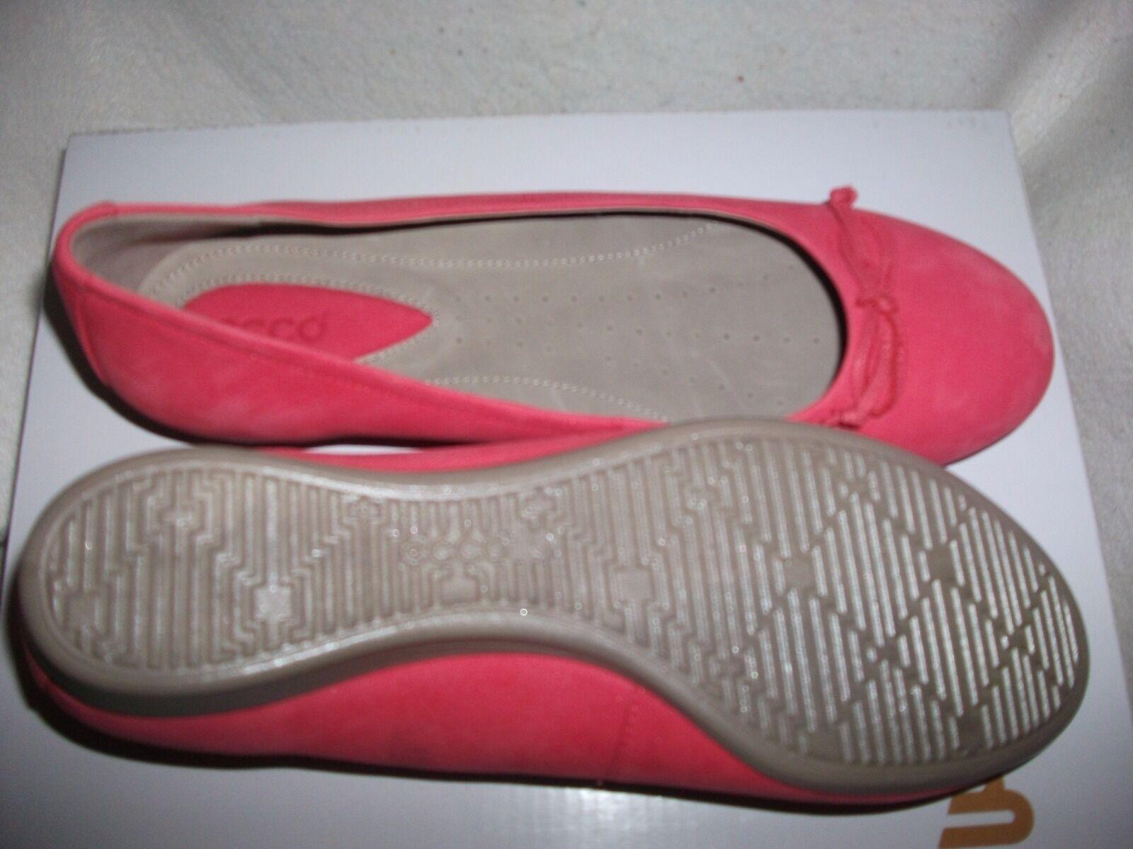 Damen ballerinas ECCO Gr 37 NEU