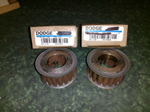 NEW Dodge TL20L100 Synchronous Timing Pulleys Light Rust 41478-I2 2