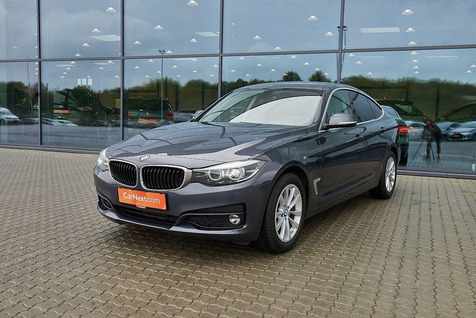 BMW 320d 2,0 Gran Turismo aut. 5d - 299.900 kr.