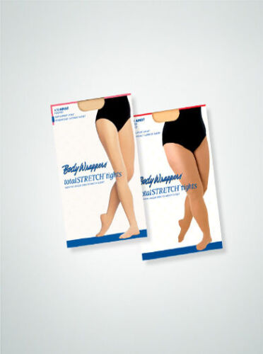 Style A30 Body Wrappers Adult Footed Dance Tights