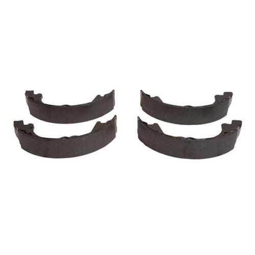 Fits KIA CARENS mk3 2006-Onwards monocorps-PAGID Handbrake Shoe Set Replacement