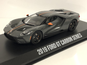 2019-Ford-Gt-Carbone-Series-1-43-Echelle-Greenlight-86160