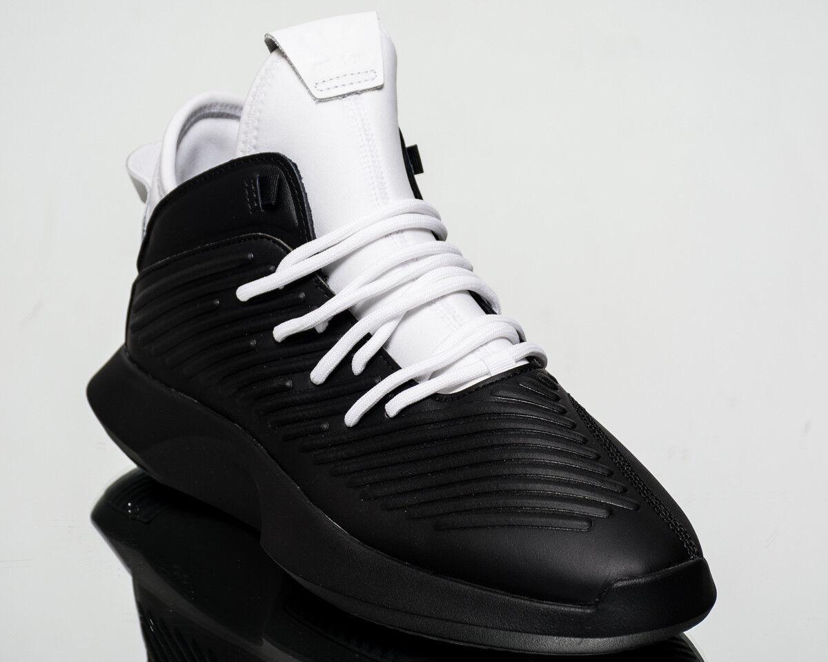 Adidas Original Verrückt 1 Adv Herren Lifestyle Schuhe Neu Kern Schwarz Weiß    | Eleganter Stil