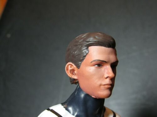 HEAD ONLY Marvel Legends Custom painted Tom Holland Only custom painted
