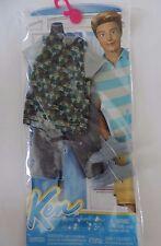 Barbie Clothes Ken Shirt Pants Shoes Dolls Mattel Toy Boy Outfit Doll