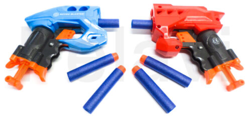 F116 Soft-Pfeil Pistole mit 3 weiche Pfeile Hot Fire Gewehr Spielzeugpistole