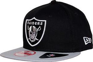 La imagen se está cargando Oakland-Raiders-New-Era-950-NFL-Algodon-Bloque- 4bfca23a6da