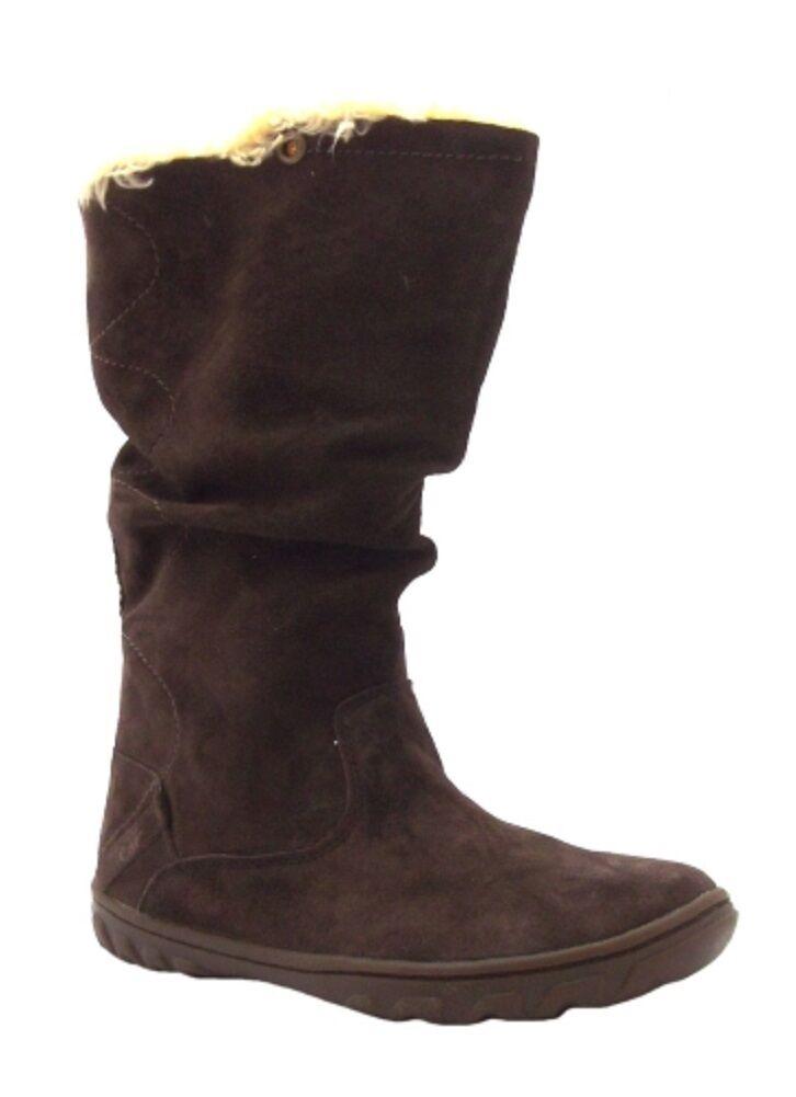 Women's Caterpillar Stellar P305796 Calf Boot Espresso Brown P305796 Stellar Premium Leather ba4bd7