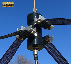 80m/40m K5WZ Dual Resonance Horse Fence Antenna / 6m-80m