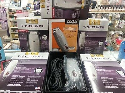 Andis T-Outliner 04710 Professional Trimmer Barber Hair cut Salon, Brand new